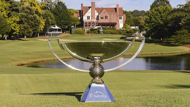 The FedEx Cup playoffs are here. Are you excited?