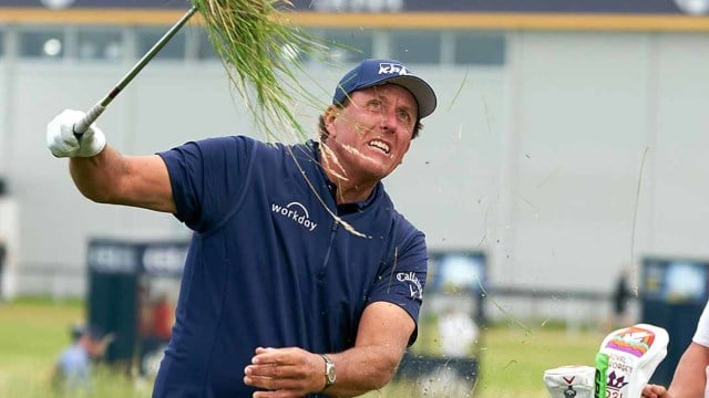 Should Phil Mickelson be on the U.S. Ryder Cup team?