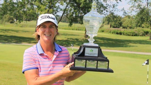 Judith Kyrinis (Thornhill Club) earns fourth Ontario Senior Women's title