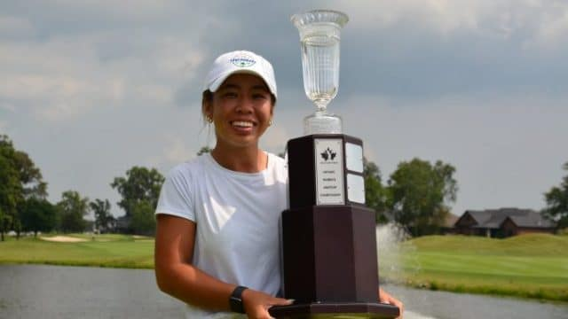 Jasmine Ly captures Ontario Women's Amateur; Terrill Samuel nabs 4th Mid Am title