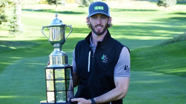 Branson Ferrier (Vespra Hills) wins PGA Assistants Championship of Canada