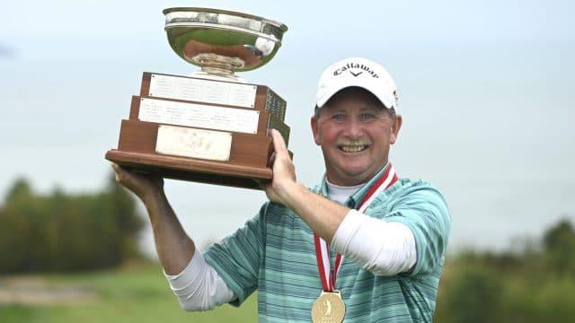 Darren Ritchie nabs title at Canadian Men's Senior Championship