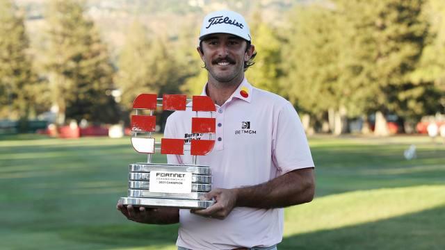 Max Homa nets third PGA Tour title at Fortinet Championship
