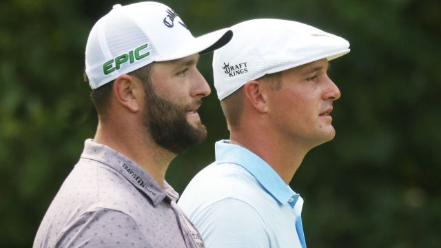 Who do you like to win the Tour Championship?