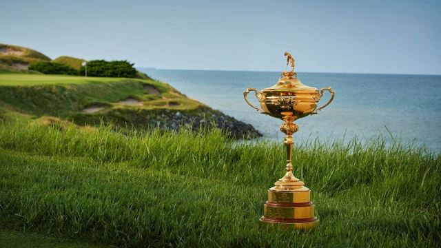 The teams are set for the Ryder Cup