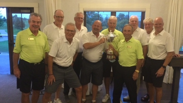 Scarboro Golf & Country Club wins 2021 Senior Ryder Cup Championship