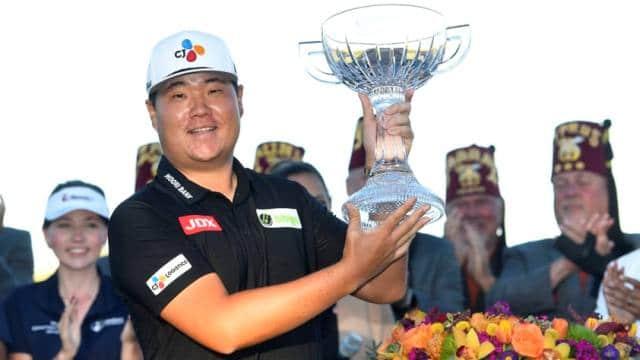 Sungjae Im shoots 62, cruises to win in Las Vegas
