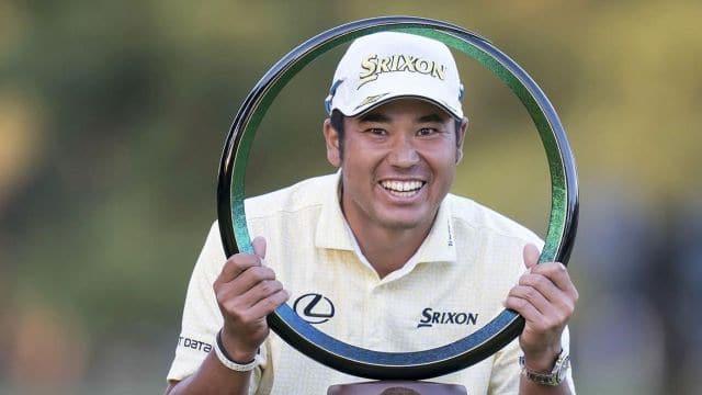Hideki Matsuyama wins Zozo Championship for first PGA Tour win on home soil