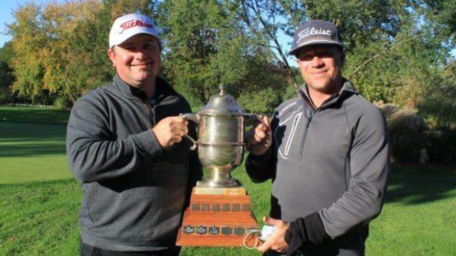 Jonn Drewery (Westmount), Derek McGrath (Galt) capture Ontario Better Ball Championship