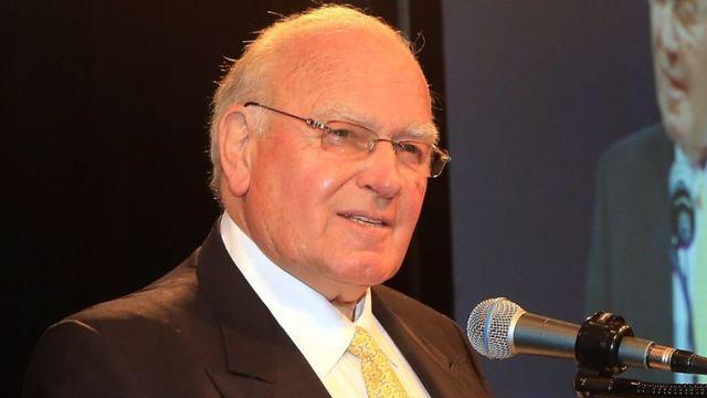 Voice of European Tour Renton Laidlaw dies at age 82